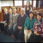 第二天. 當地教會大禮堂Day 2: Church Hall of CCCC