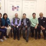 第三天.佈道會後和慕道朋友分享Day 3: Sharing with catechumen after Evangelistic Meeting