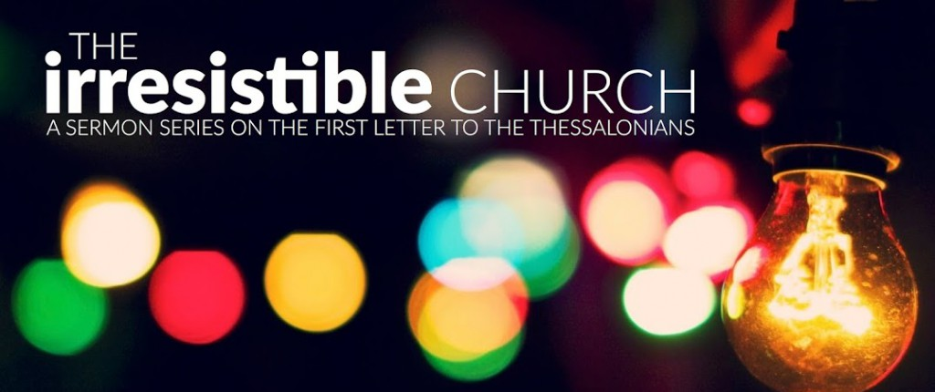 The Irresistible Church Series Slide 1 - Eng