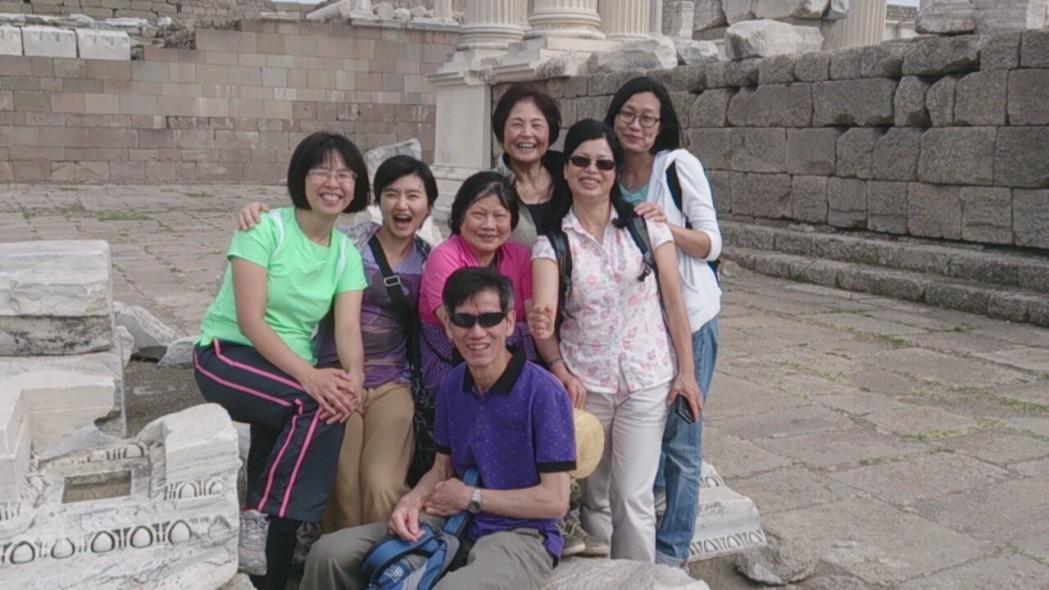 Envisioning trip Oct 13 Pergamum 2